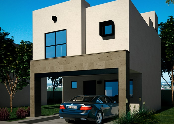Lucciana Bl Fachada Casas En Venta Mexico Casas En Venta